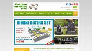 Outdoor Furniture Now
