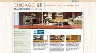 Chicago Remodeling Solutions