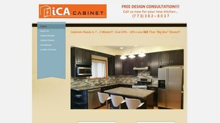 ICA Cabinet