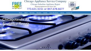 Chicago Appliance Service