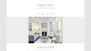 Staging 360