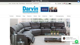 Darvin Living Rooms