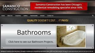 Samanco Bathrooms