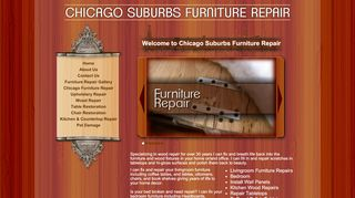 Chicago Suburbs Furniture Repair