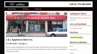 L&L Appliance Mart
