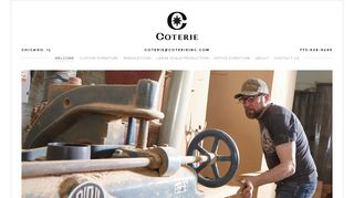 Coterie Custom Furniture