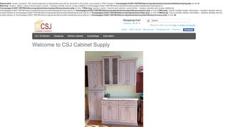 CSJ Cabinet Supply
