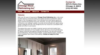 Chicago Wood Refinishing