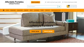 Affordable Portables Chicago