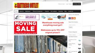 Mattresses Zone Outlet