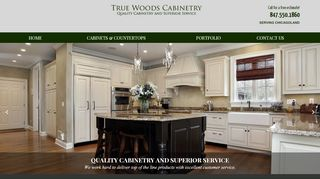 True Woods Cabinetry
