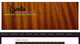 Danlin Furniture Conservators